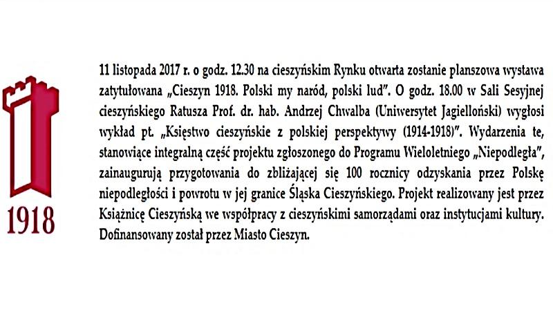 11 Listopada Na Cieszyńskim Rynku Gwiazdka Cieszyńska