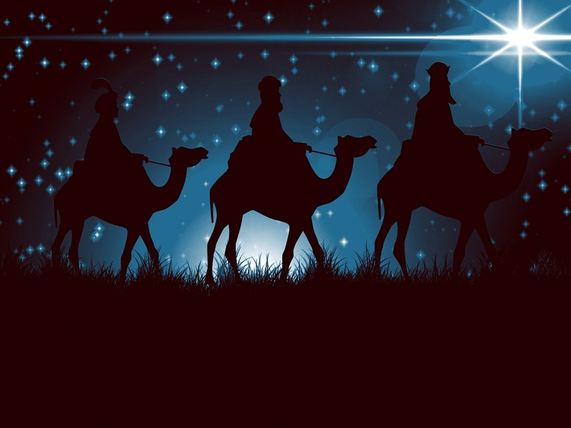 Ofiarowali Mu dary: złoto, kadzidło i mirrę